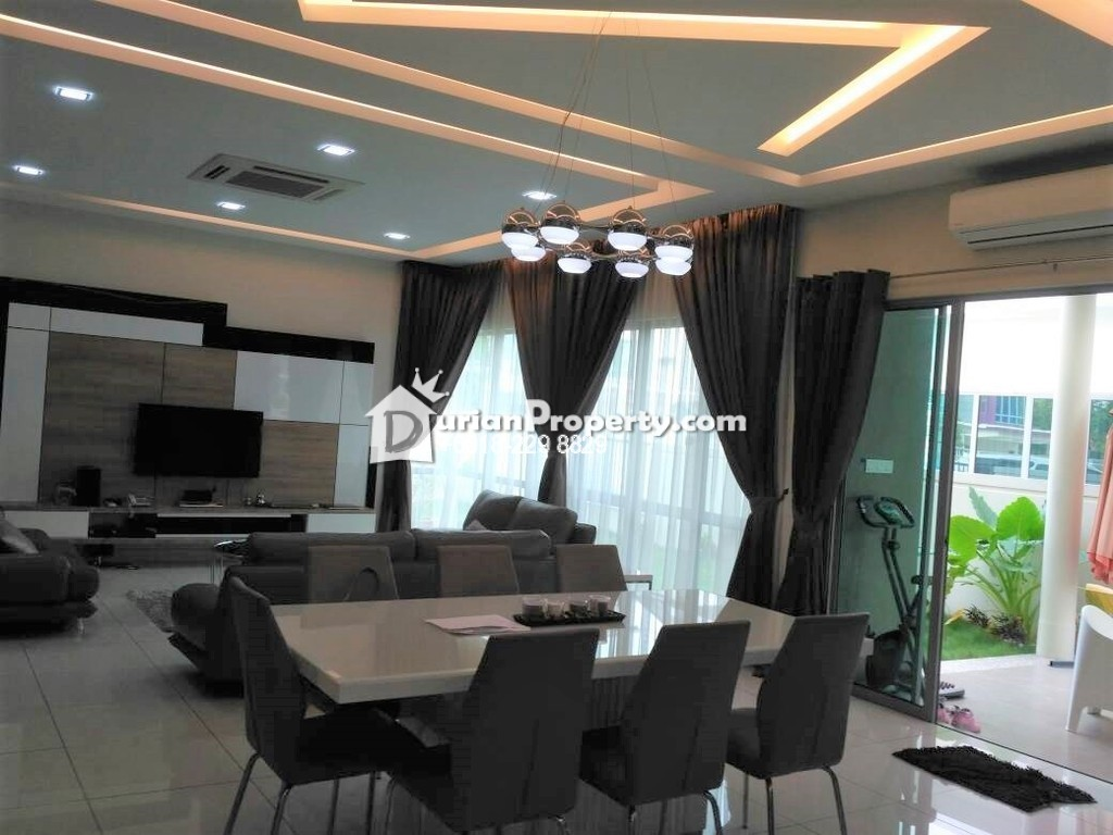 Semi D For Rent at Ambang Botanic 2, Klang