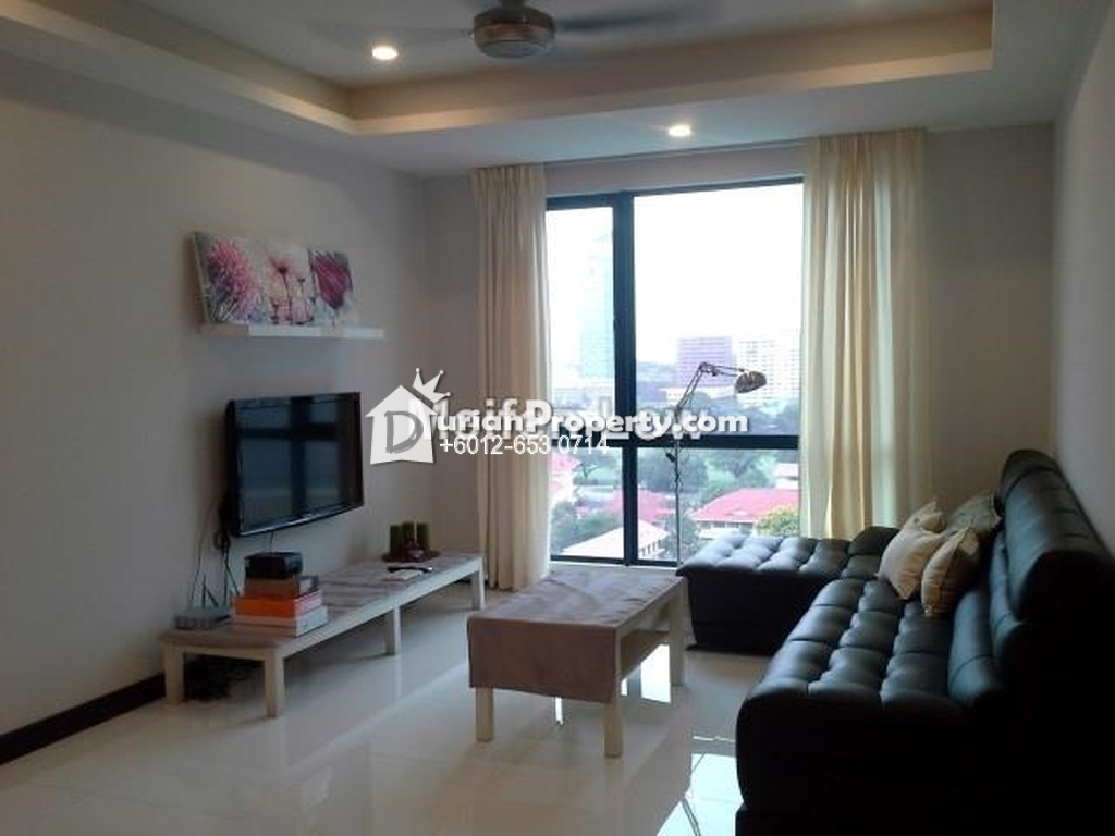 Condo For Sale At Casa Residency Bukit Bintang For Rm