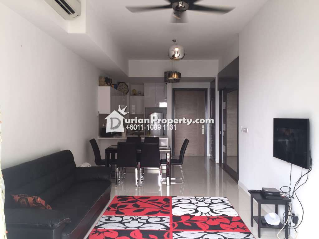 Condo For Rent At The Elements Ampang Hilir For Rm 1 600