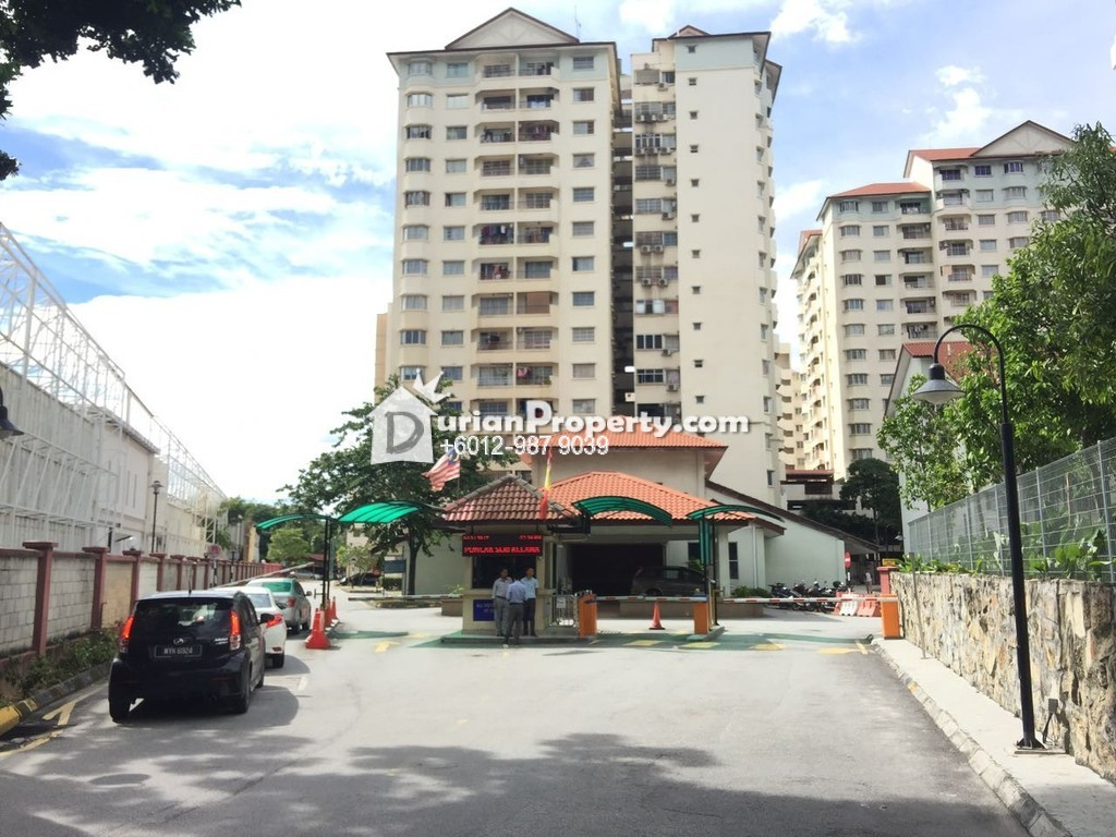 Condo For Sale At Puncak Seri Kelana Ara Damansara For Rm