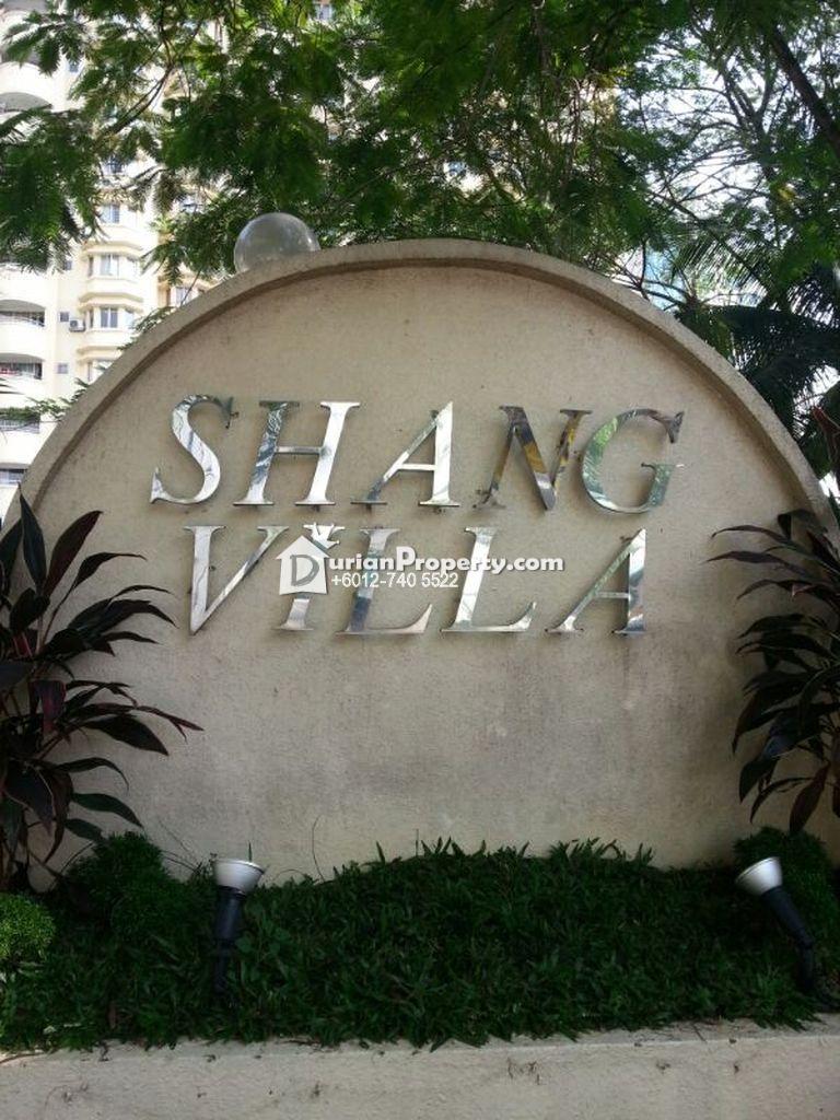 Shang Villa Condo Room For Rent