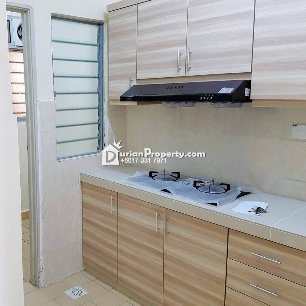 Apartment For Sale at Taman Ukay Bistari, Ukay