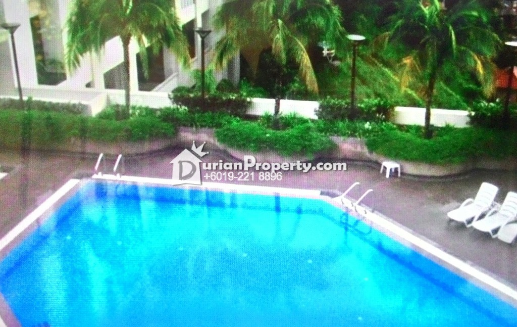 Penthouse For Sale at Sri Langit, Seputeh