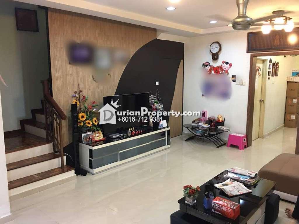 Terrace House For Sale at Bukit Indah, Nusajaya