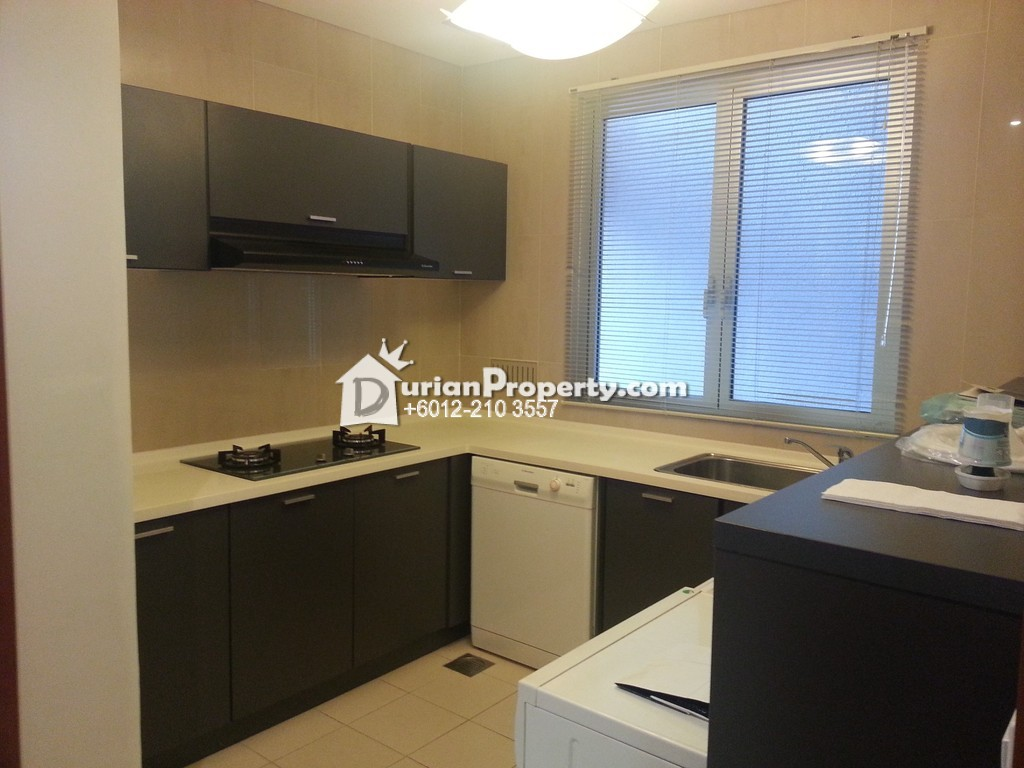 Condo For Rent at Dua Residency, KLCC