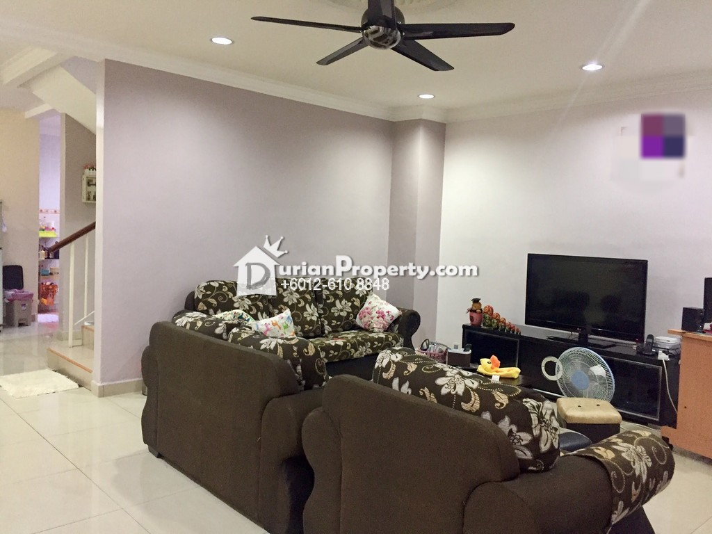 Terrace House For Sale at Taman Sri Pelabuhan, Port Klang