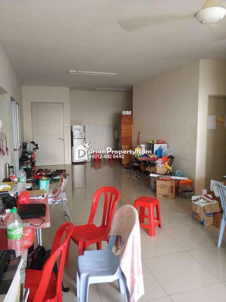 Condo For Sale at Platinum Lake PV16, Setapak
