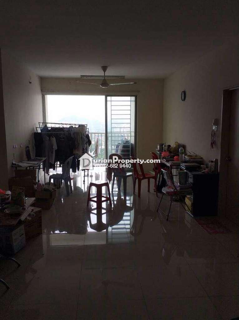 Condo For Sale at Platinum Lake PV16, Setapak
