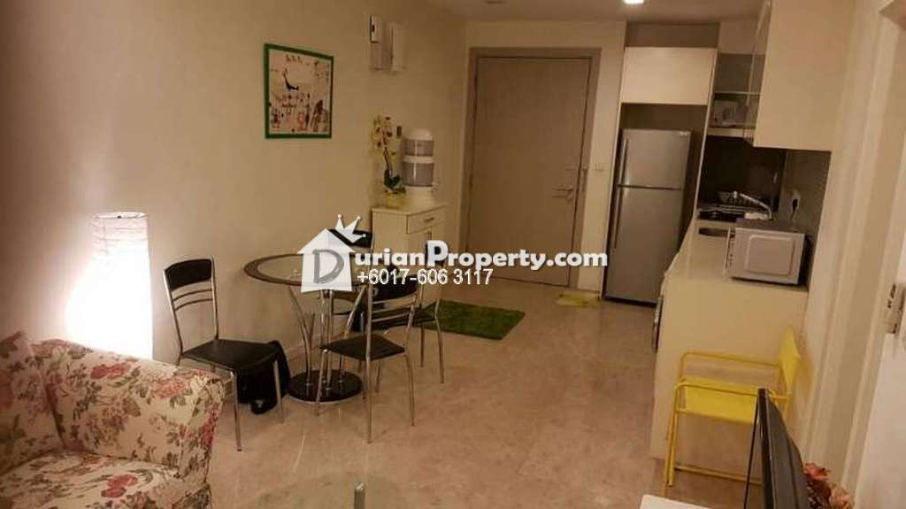 Condo For Rent at Bintang Fairlane Residences, Bukit Bintang