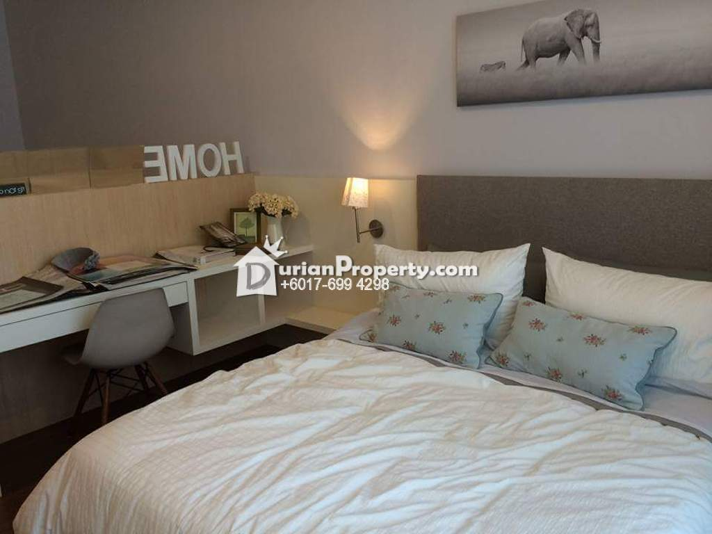 Serviced Residence For Rent at Silk Sky, Balakong