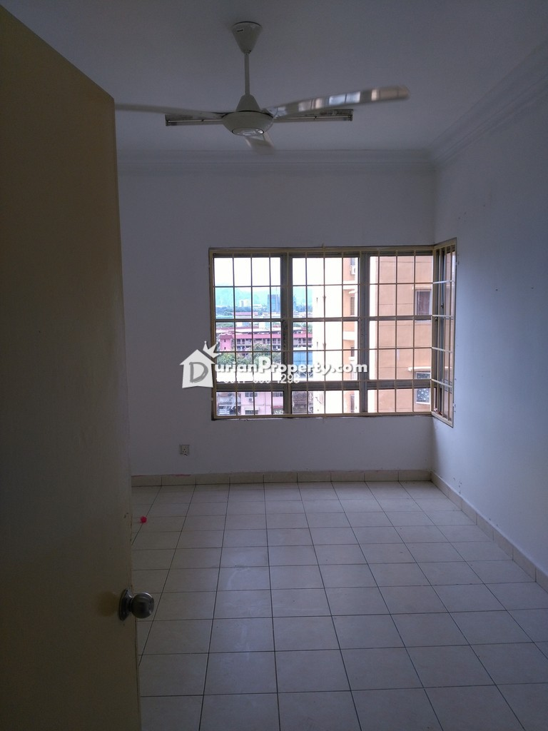 Apartment For Rent at Melur Apartment, Sentul