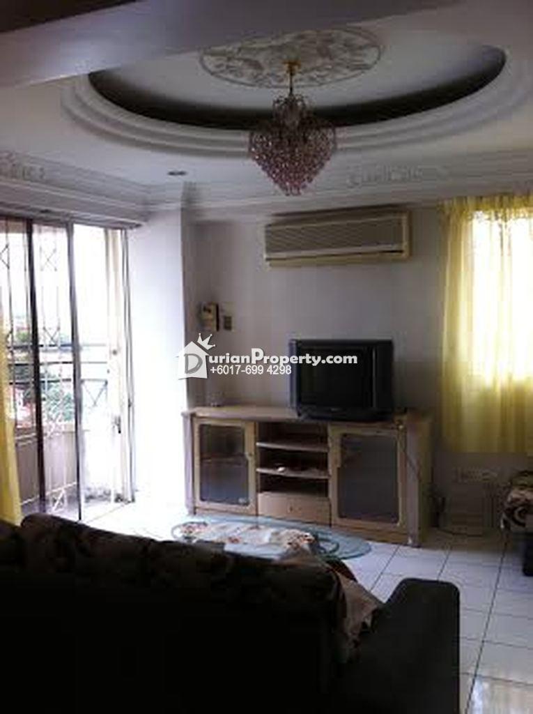 Condo For Rent at Menara Megah, Sentul