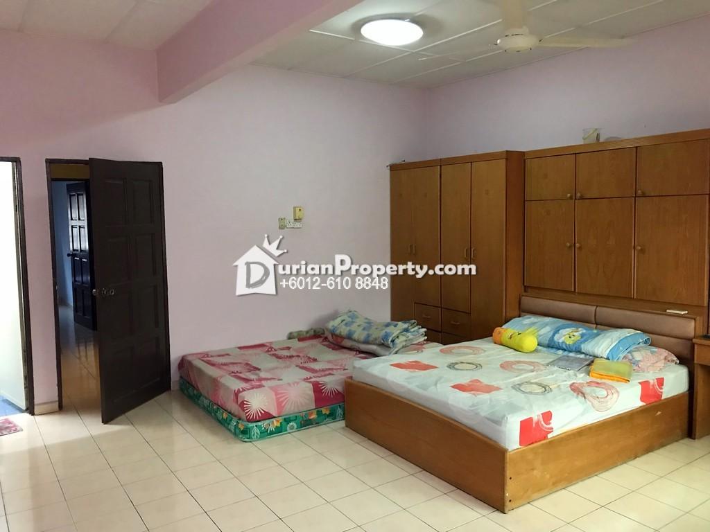 Terrace House For Sale at Taman Bunga Raya, Klang