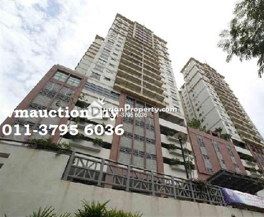 Apartment For Auction at D'Alamanda, Cheras
