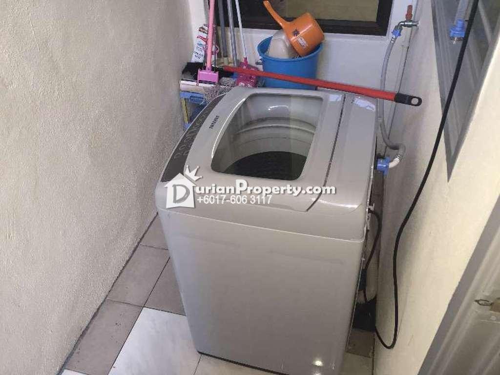 Condo For Rent at Ixora Apartment, Kepong