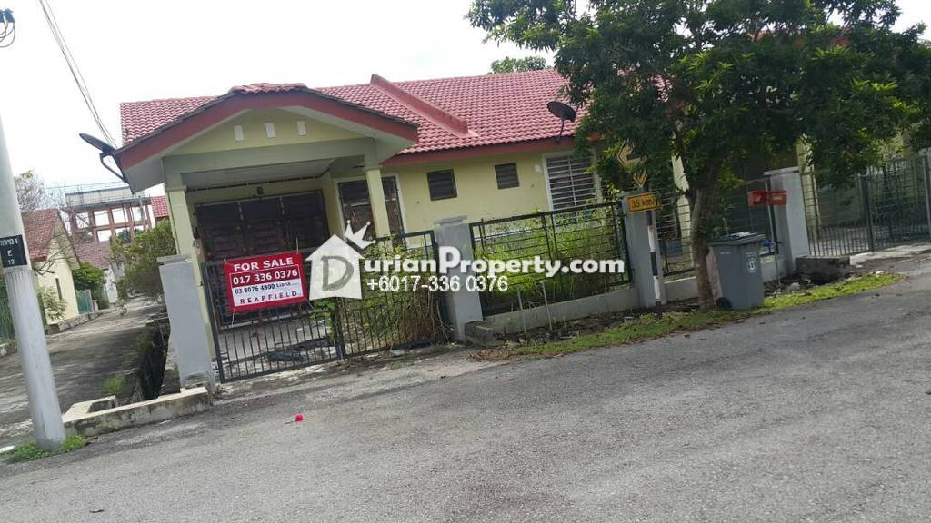 Terrace House For Sale at Taman Desa PD, Port Dickson