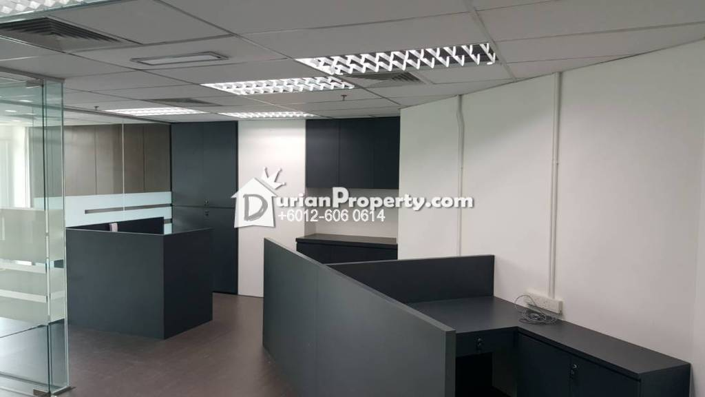 Office For Sale at Solaris Dutamas, Dutamas