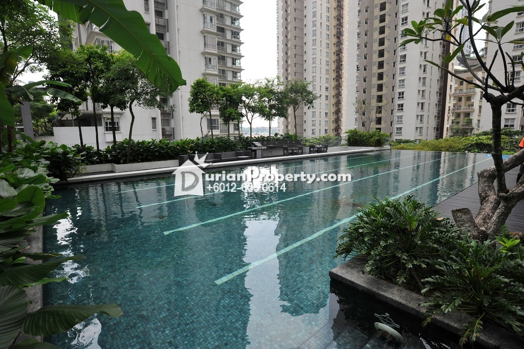 Serviced Residence For Sale at VERVE Suites, Mont Kiara