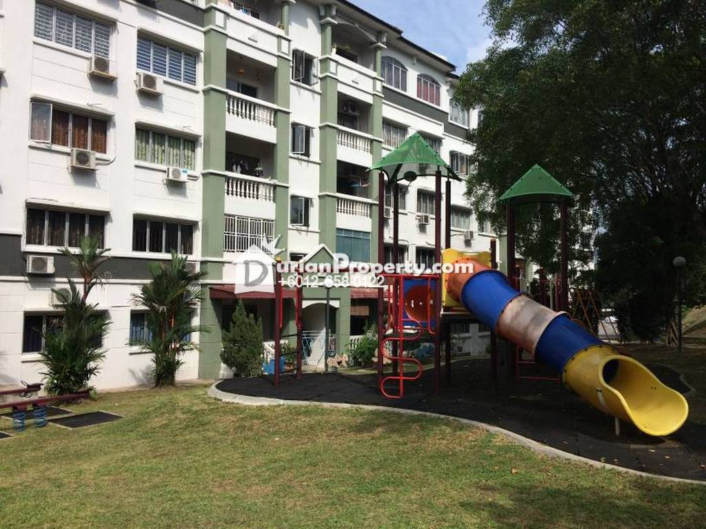 Apartment for sale at pangsapuri sri mekar bandar puchong Home mekar