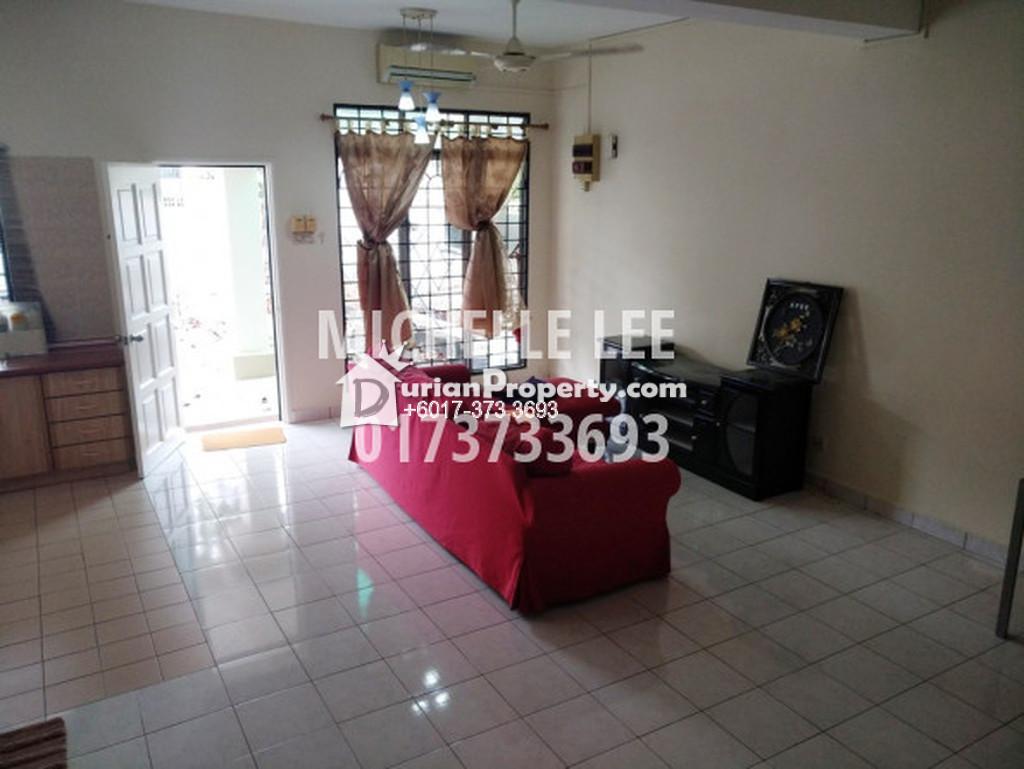 Townhouse For Sale at Anggerik Aranda, Kota Kemuning