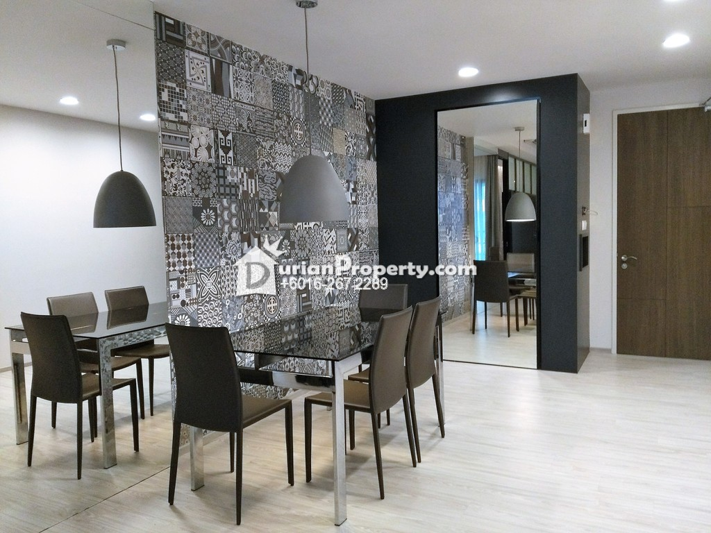Serviced Residence For Rent at The Potpourri, Ara Damansara