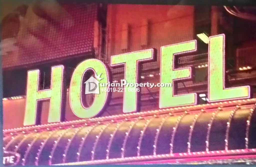 Hotel For Sale at KL City Centre, Kuala Lumpur