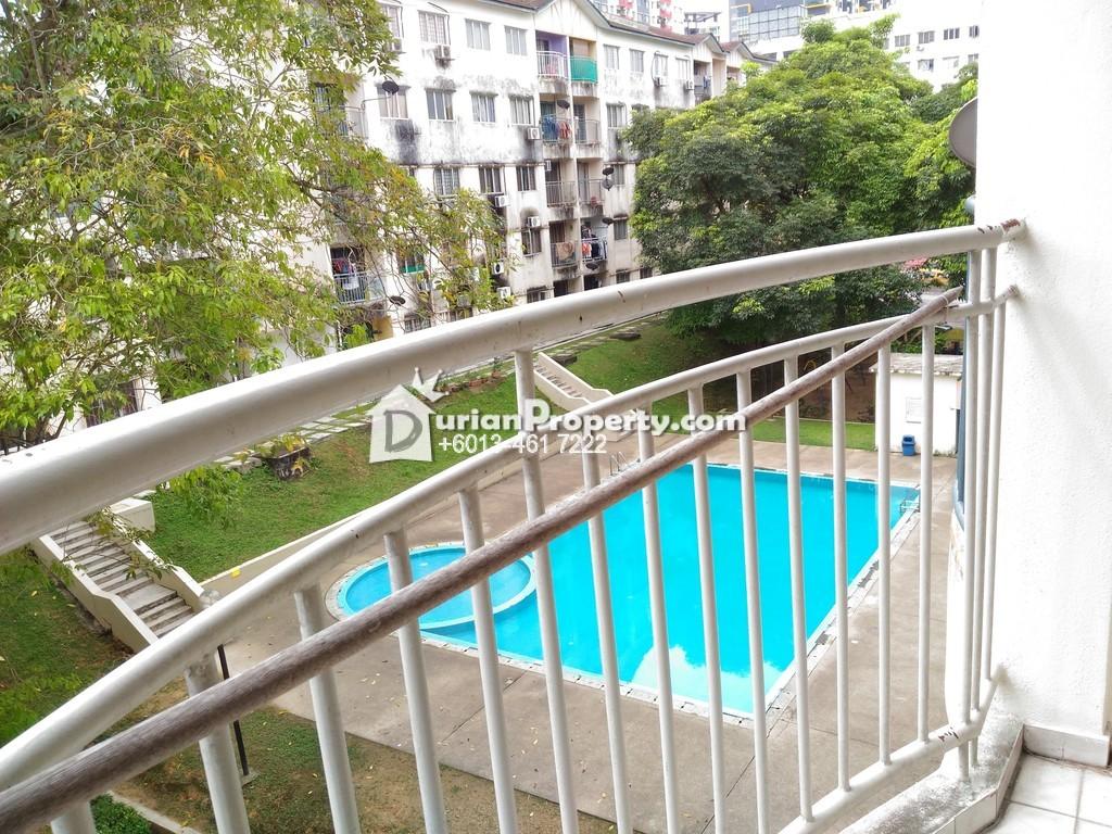 Apartment For Sale at Pangsapuri Cemara, Taman Pinggiran Putra