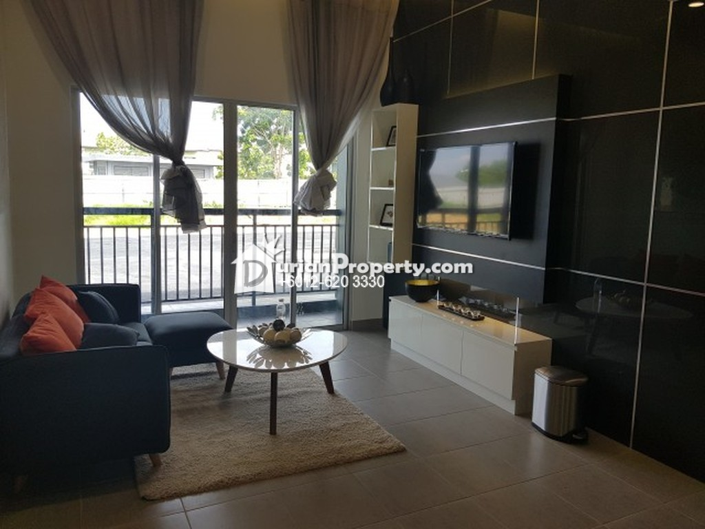 Apartment For Sale at Kenangan View, Taman Jasmin