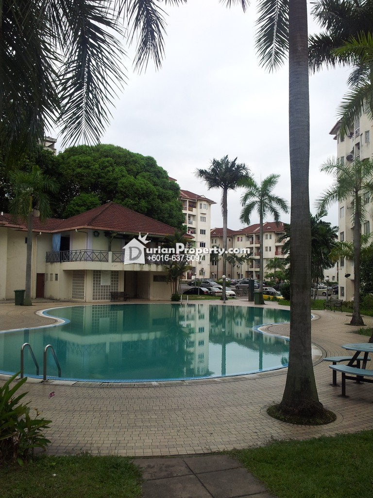 Apartment Duplex For Sale at Pelangi Court, Klang