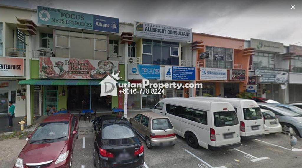 Shop Office For Sale at Setia Tropika, Johor Bahru