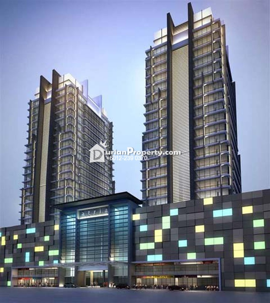 SOHO For Sale at Atria, Damansara Jaya