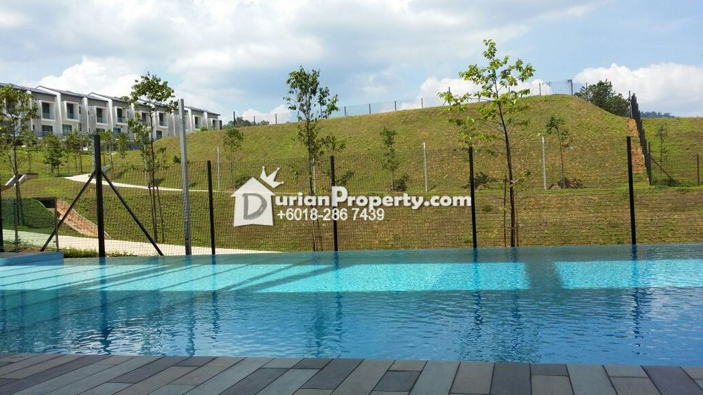 Terrace House For Sale at LakeClub Parkhome, Rawang