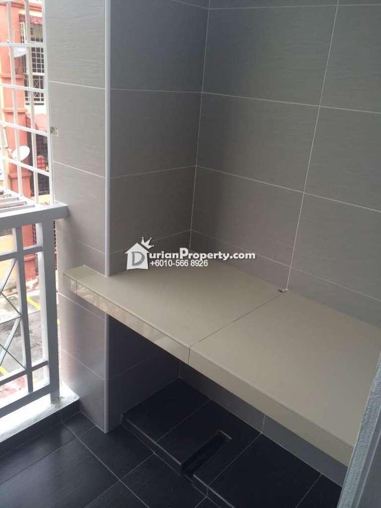 Apartment For Rent at Pangsapuri Kasturi Tiara, Cheras South