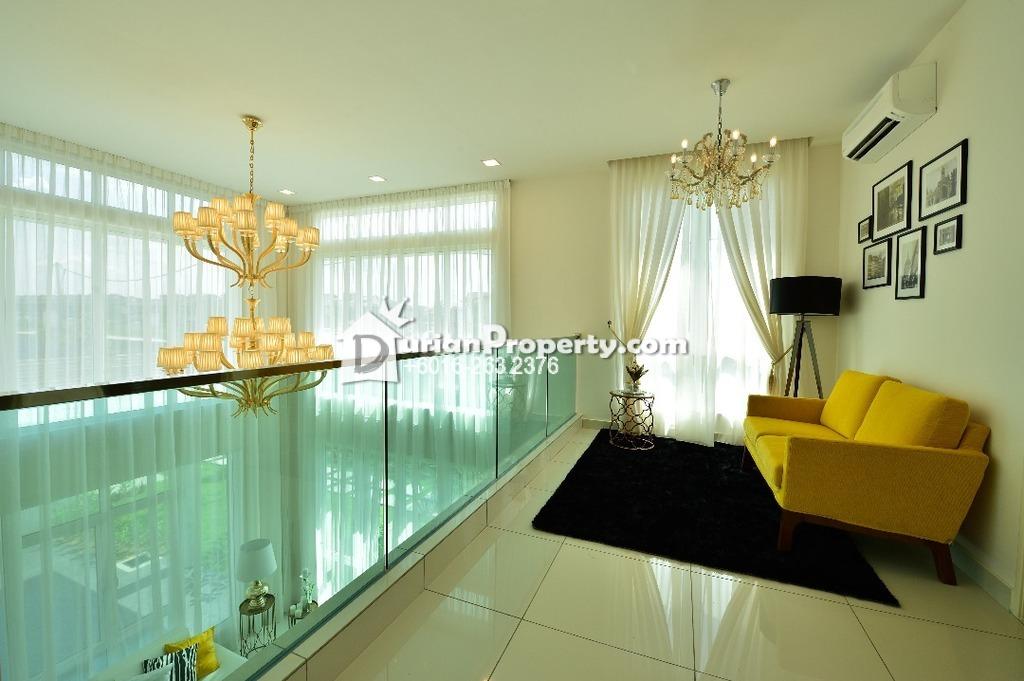 Superlink For Sale at Serene Residence, Rawang