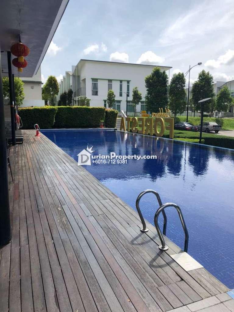 Terrace House For Sale at Setia Eco Cascadia, Johor Bahru