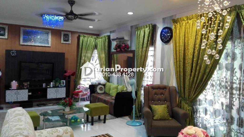 Semi D For Sale at Aman Perdana, Klang