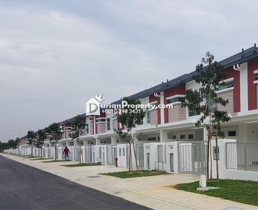 Terrace House For Sale at Ambang Botanic 3, Klang