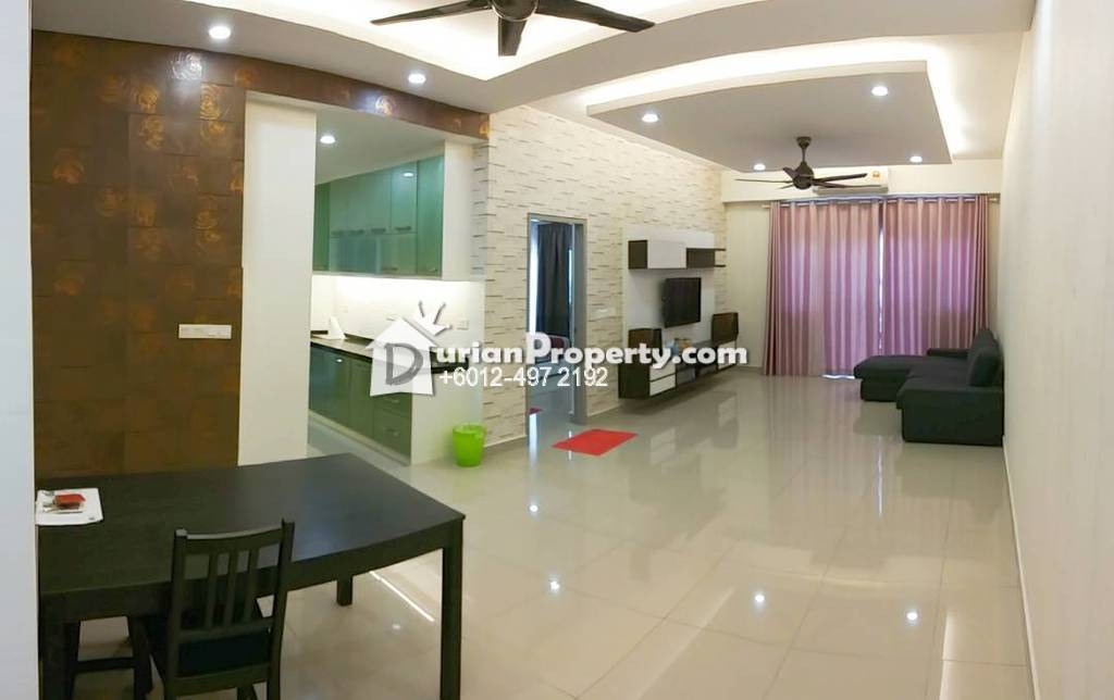 Condo For Rent at The Wharf Residence, Taman Tasik Prima