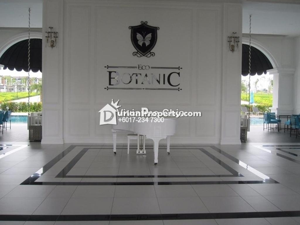Semi D For Sale at Eco Botanic, Bukit Indah