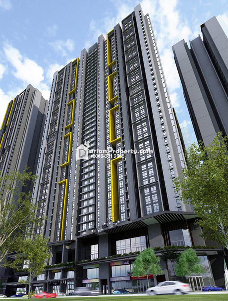 SOHO For Sale at Neu Suites, Kuala Lumpur