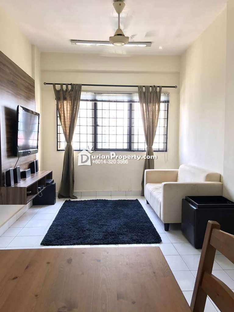 Apartment For Rent at Danau Murni, Taman Desa