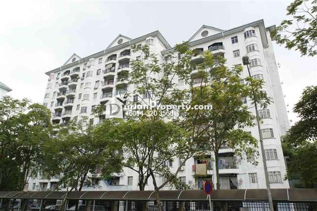 Apartment For Rent at Tasik Heights Apartment, Bandar Tasik Selatan