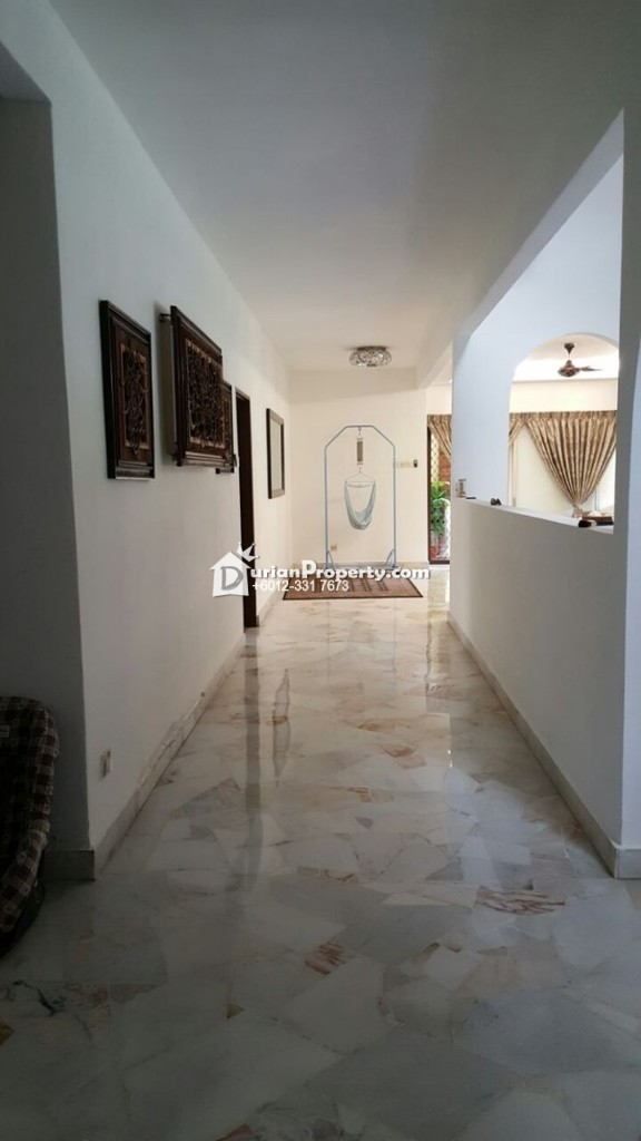 Bungalow House For Sale at Taman Tun Dr Ismail, Kuala Lumpur