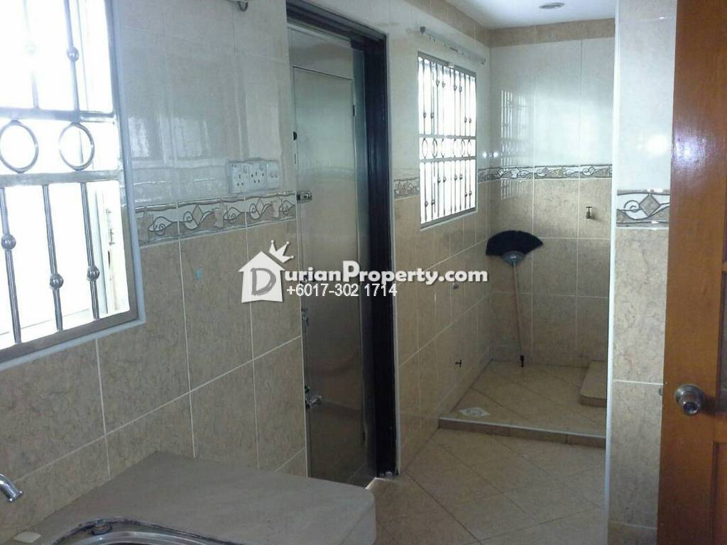 Terrace House For Sale at Taman Megah, Kepong