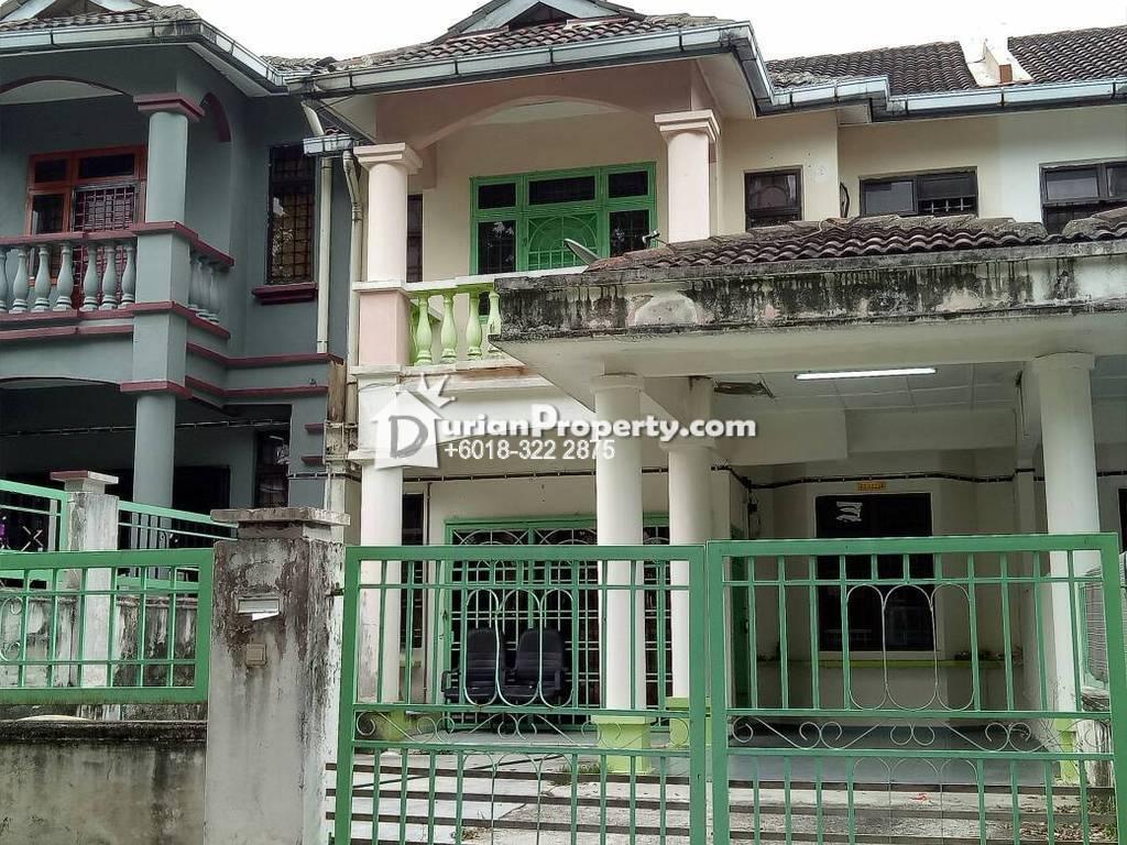 Terrace House For Sale at Taman Desa Melati, Nilai