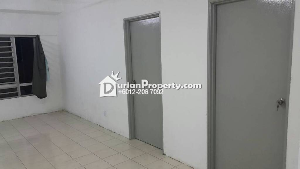 Apartment For Sale at Dataran Otomobil, Shah Alam