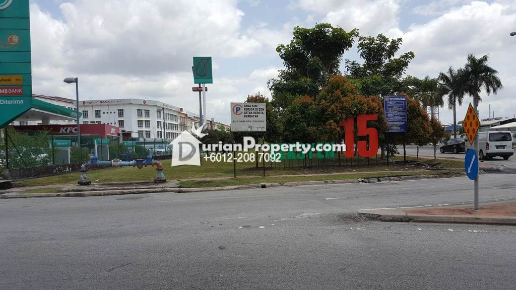 Apartment For Sale at Dataran Otomobil, Shah Alam