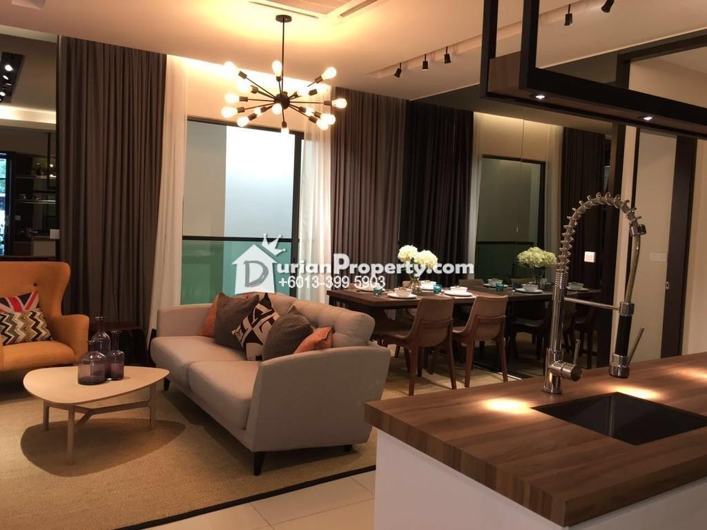 Condo For Sale at Alam Sanjung Service Apartments, Shah Alam
