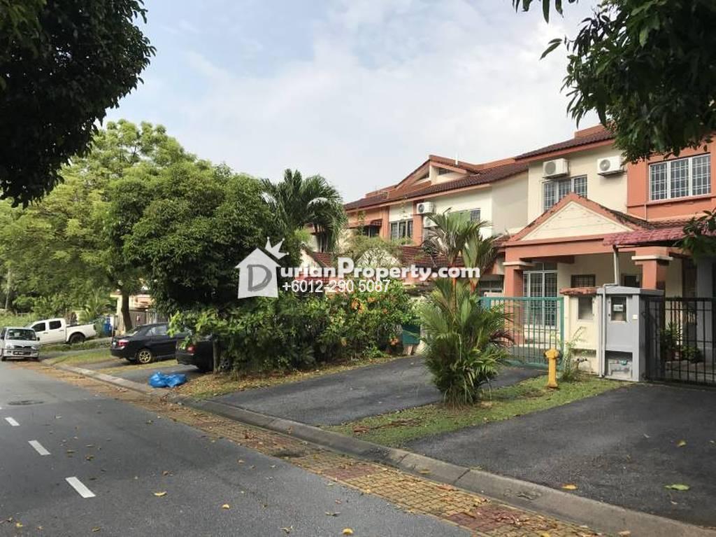 Terrace House For Sale at Anggerik Aranda, Kota Kemuning