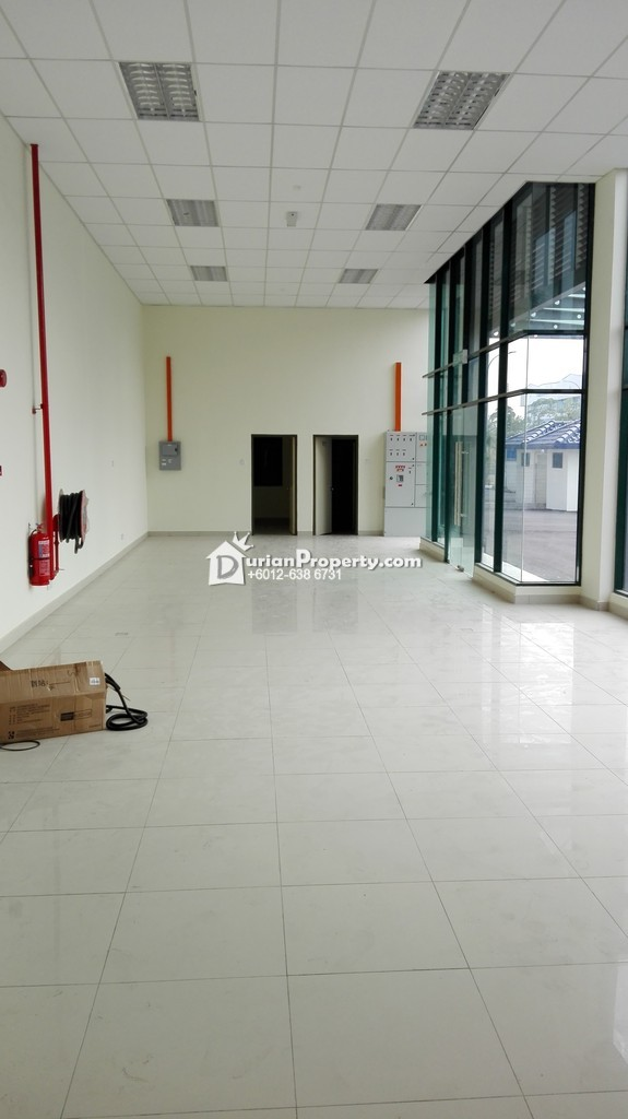 Detached Factory For Sale at Subang Hi-tech Industrial Park, Subang Jaya